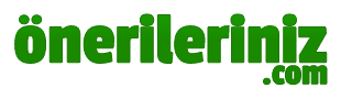 Önerileriniz.com Logo